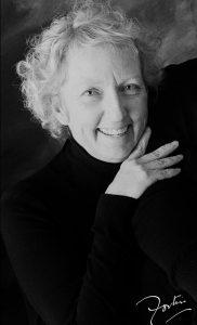 Photograph of Canadian Artist, Kerri Weller