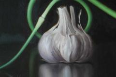 © Kerri Weller, Garlic & Scape